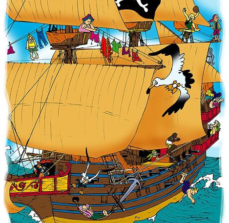 Piratas cantores