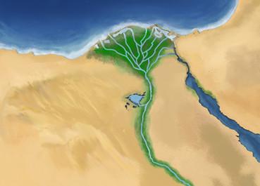 Delta del Nilo