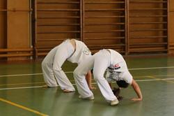 Капоейра тренировки