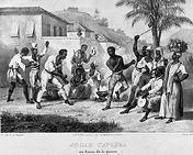 Капоейра история