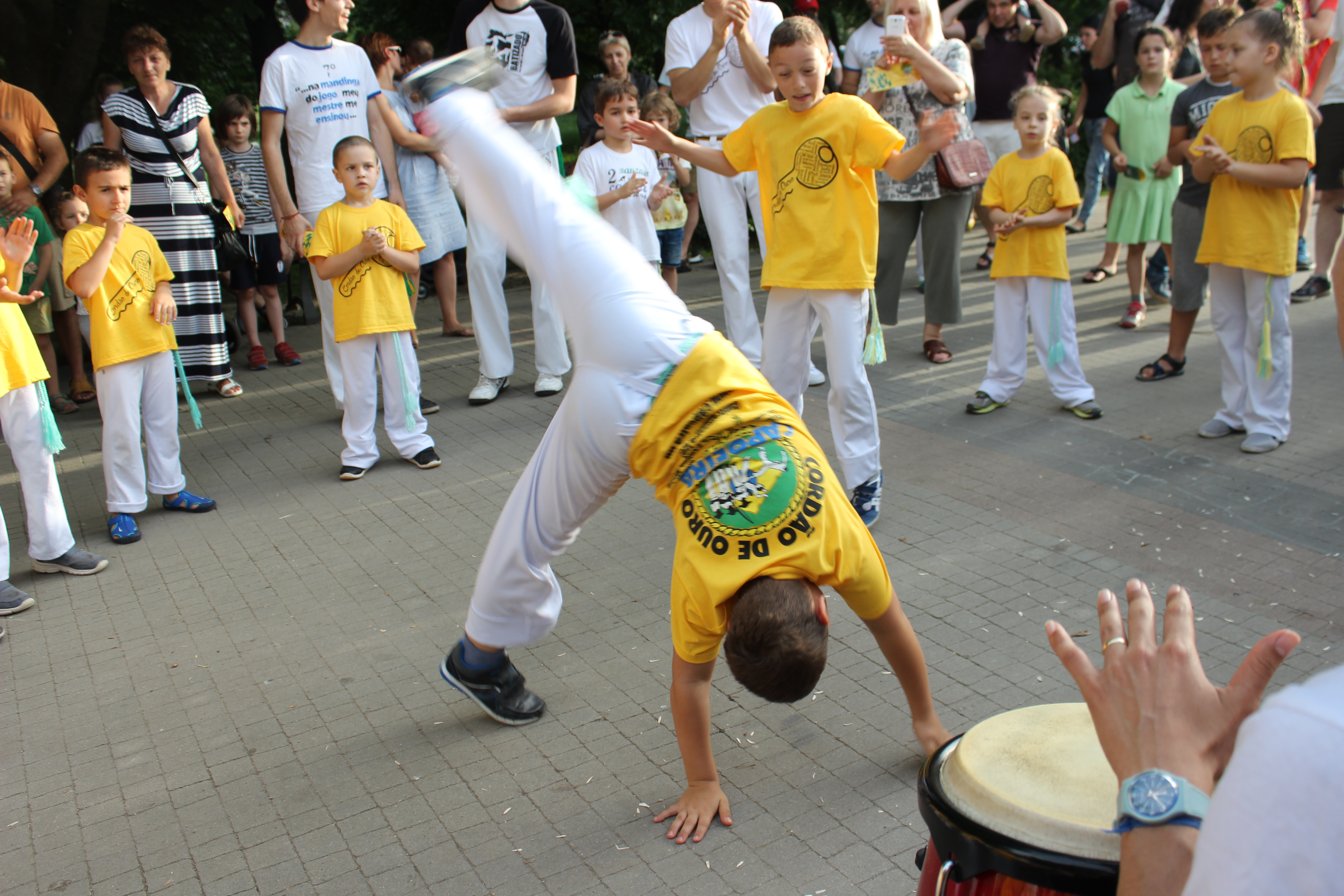 Capoeira for Kids