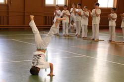 Тренировки по капоейра за деца