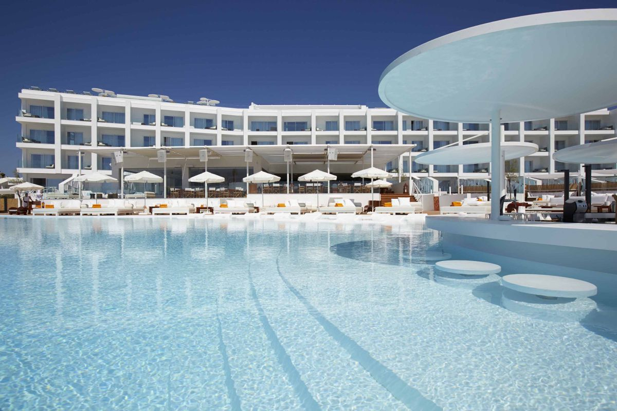 Nikki Beach Hotel & Spa, Greece