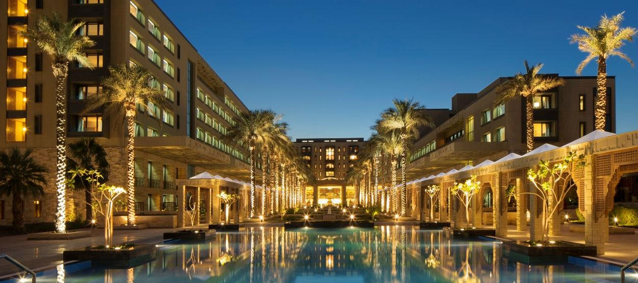 Messiah Beach Hotel & Spa, Kuwait