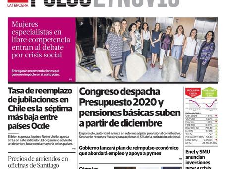 Pulso - Red ProCompetencia analizara medidas con foco en bienestar social