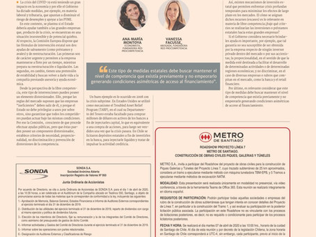 Diario Financiero - Red ProCompetencia