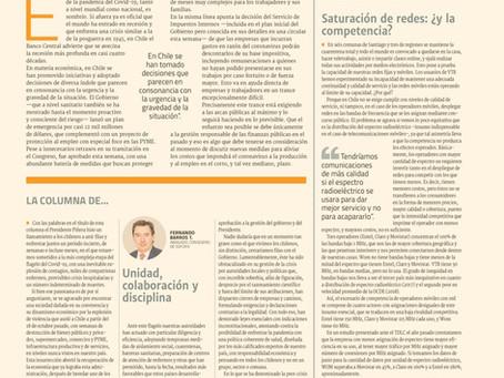Diario Financiero - Pro Competencia