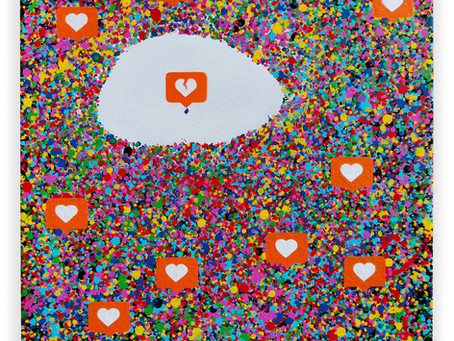 "Social Dots - ""Spot The Broken Heart"""