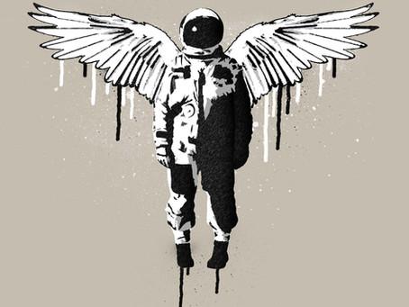 """""""Untitled"""" - Aeronautical Angel"""