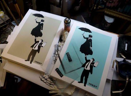 """No Fly List"" / Mary Poppins Print"