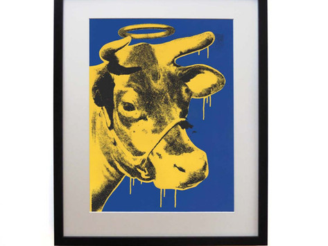 """Holy Cow"" – TÄBBY Warhol"