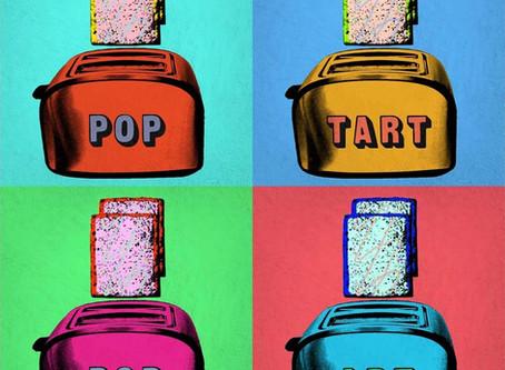 Pop Tart, Pop Art