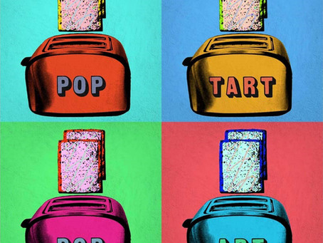 Pop Tart, Pop Art