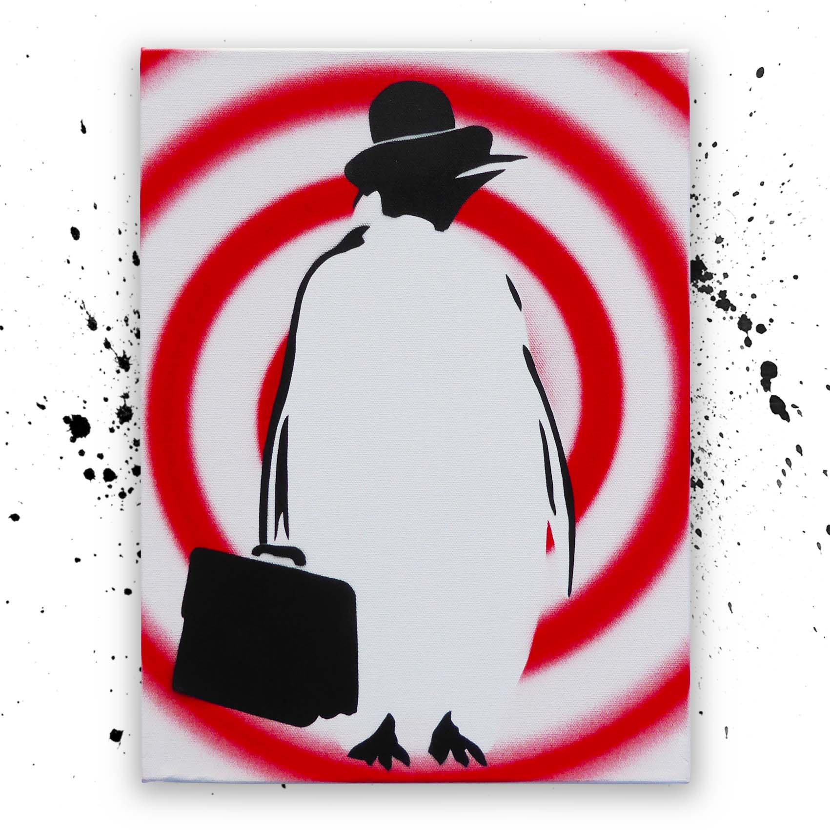 Business Penguin