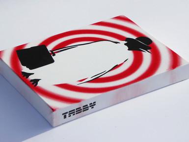 Business Penguin canvas