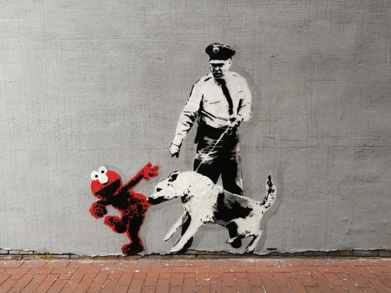 No Go Elmo