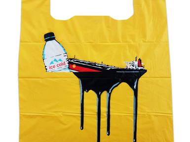 """Untitled"" (Oil Tanker) - Plastic Fantastic"