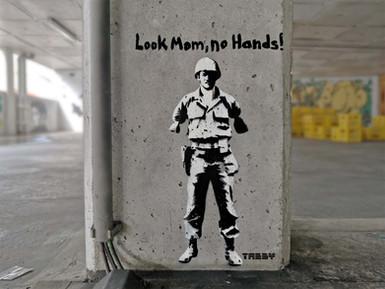 Look mom, no hands!