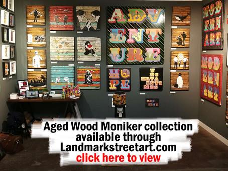 Moniker Art Fair, London