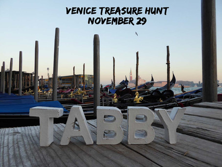 Venice, Italy Treasure Hunt