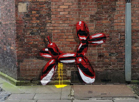 Balloon Dog – (Taking the Piss)
