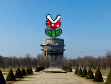 Mario Flak Tower 2