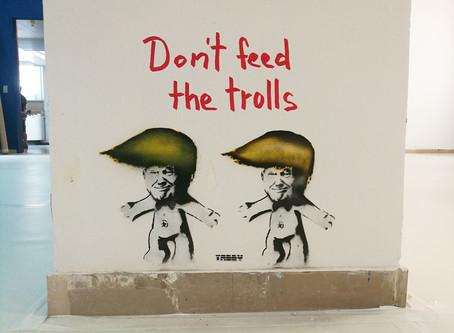 Donald Troll - Vienna Museum
