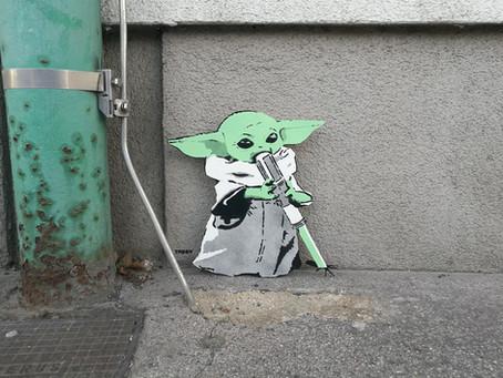 Baby Yoda – Savor the Saber