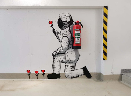 The search for love - (Fire extinguisher)