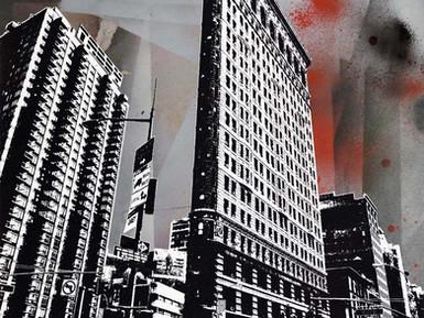 New York Cityscape – Flatiron