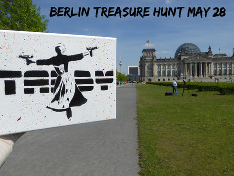 Berlin Treasure Hunt