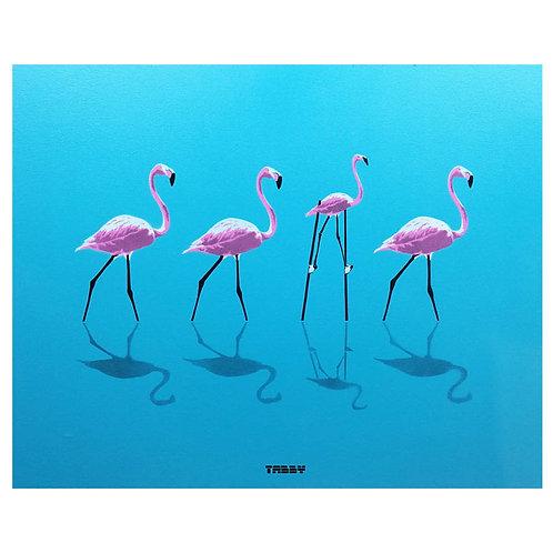 Flamingo - Rise Above