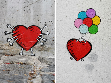 "Heartman - ""Fully Armed"", ""Balloons"""