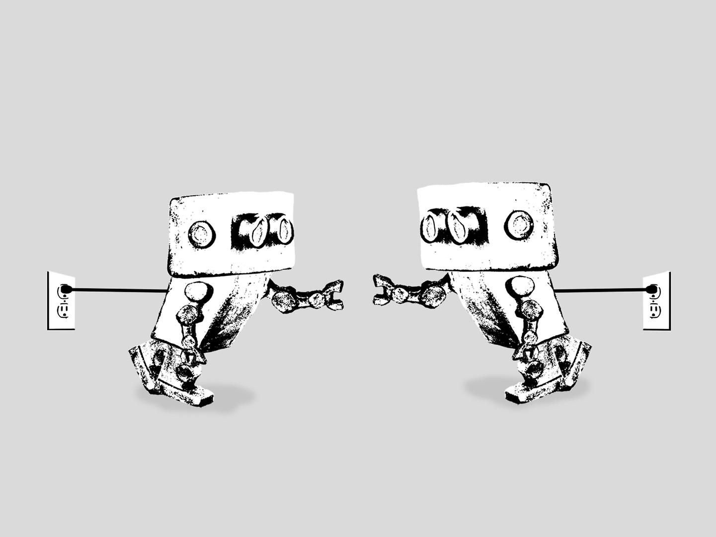 Robot reach