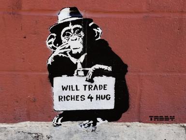 Monkey Business - Hugs