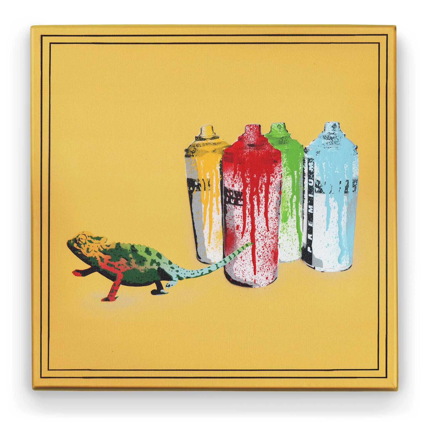 Colormelean Canvas