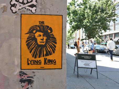 The Lying King USA