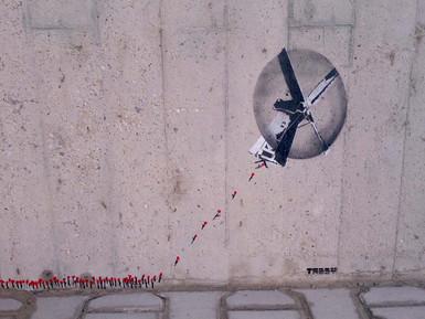Windmill (flower bomber) - Outdoor