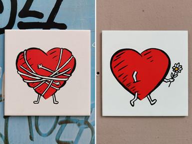 "Heartman - ""Wrapped up in Love"" & ""Flower"""