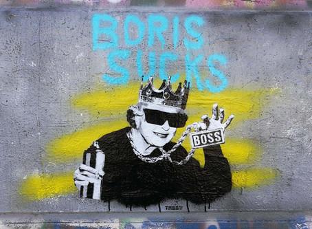 """Who's The Boss"" – The Queens Speech"