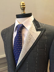 NJ custom suit tailor