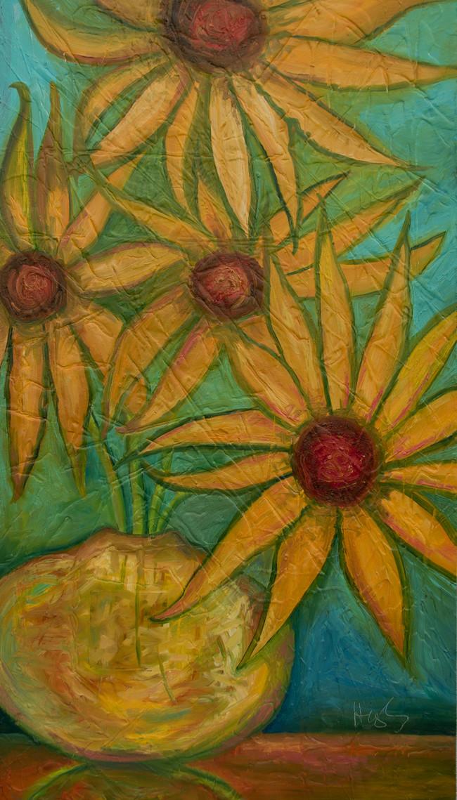 Sunflowers 24x42