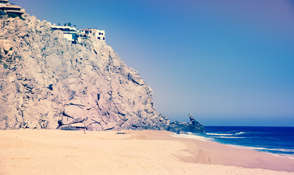 Beach oblivion
