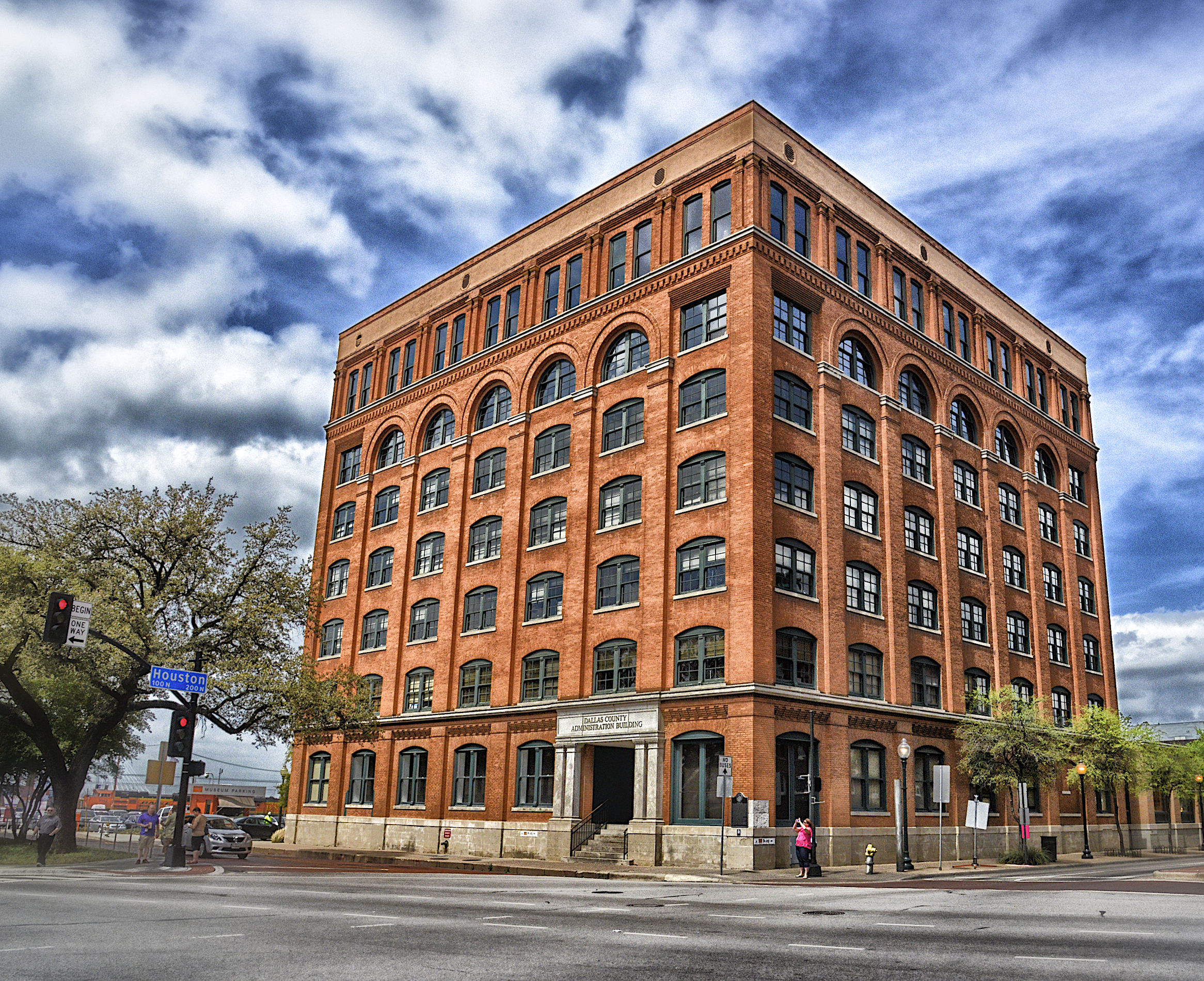 Book Depository - Houston Street