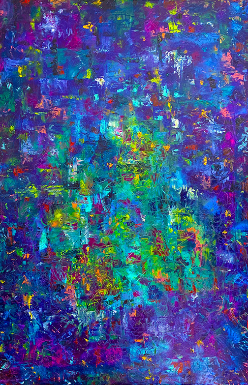 The Cellular Age 24x36.