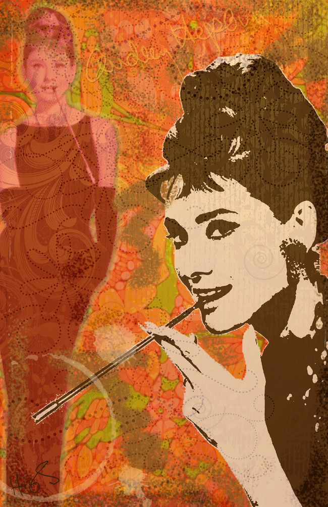 Audry Hepburn Tribute
