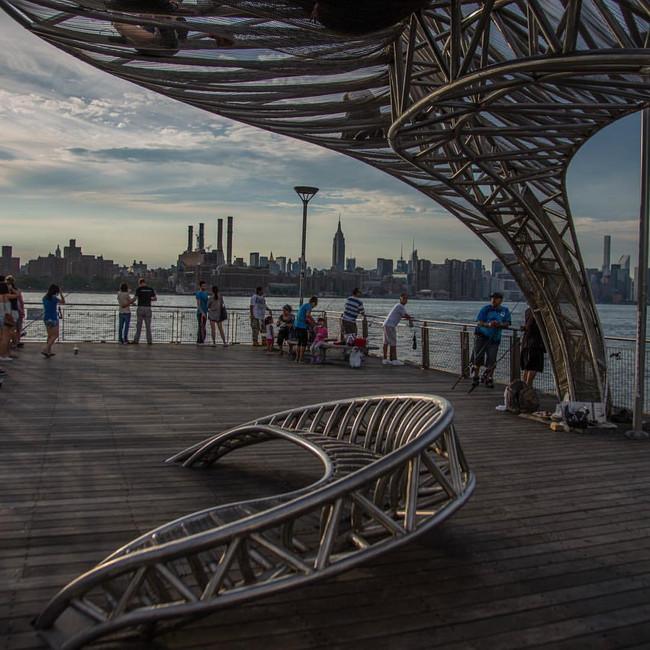 Brooklyn dock