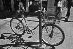 Messenger bike