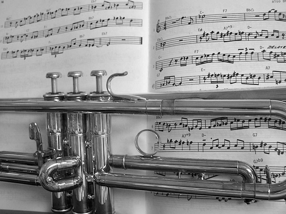 Barbara's trumpet
