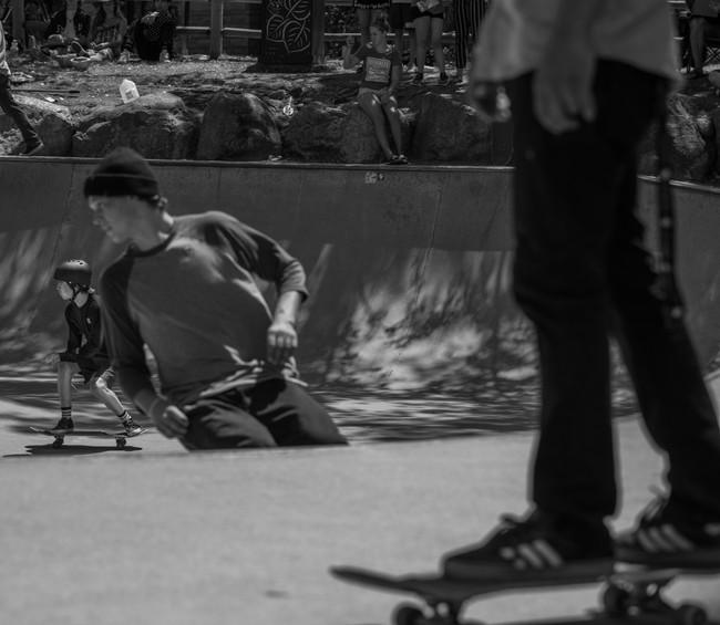 Aspen skateboard park